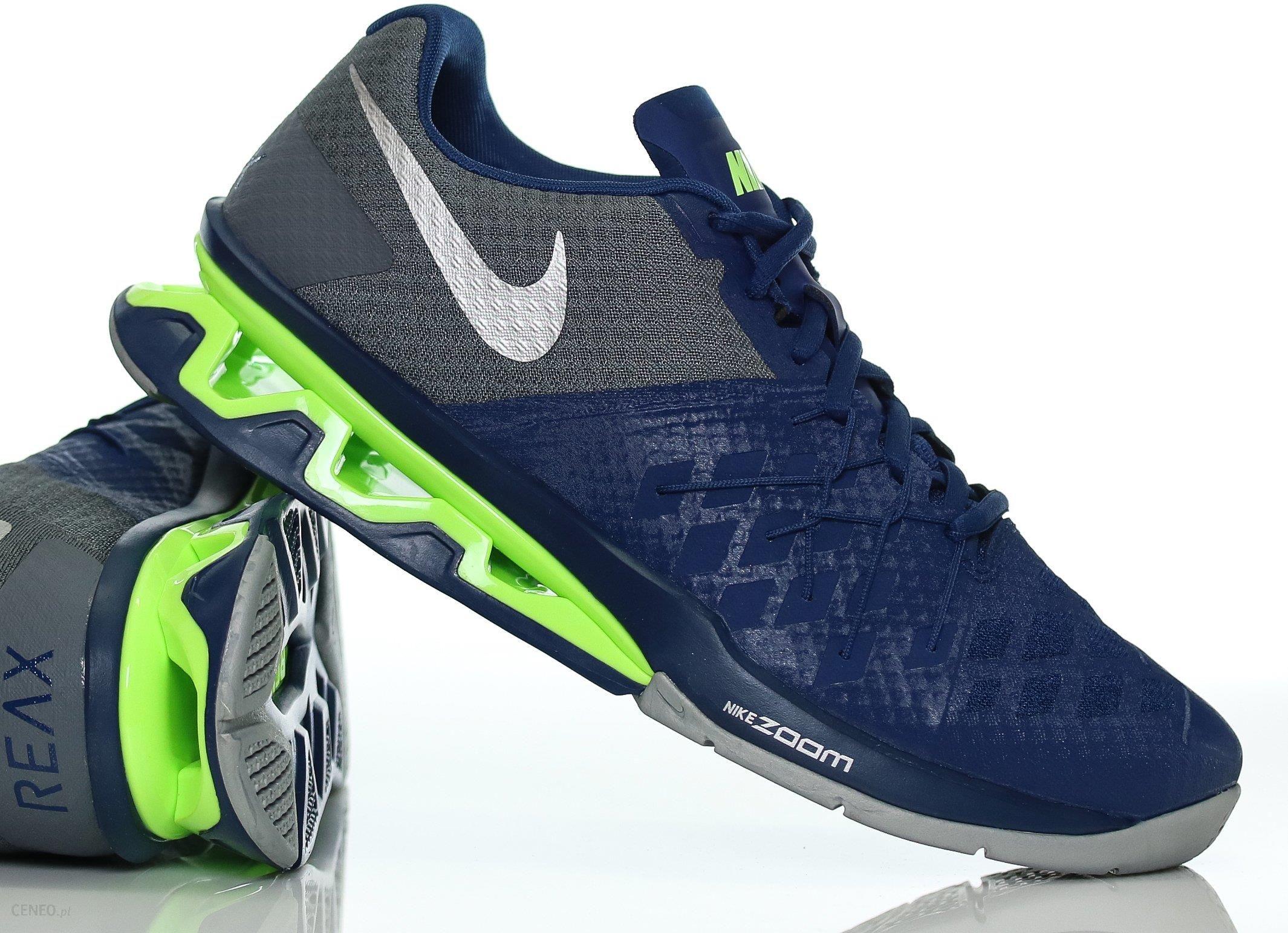 Buty męskie Nike Reax Lightspeed II 852694 400 r43 Ceny i opinie Ceneo.pl