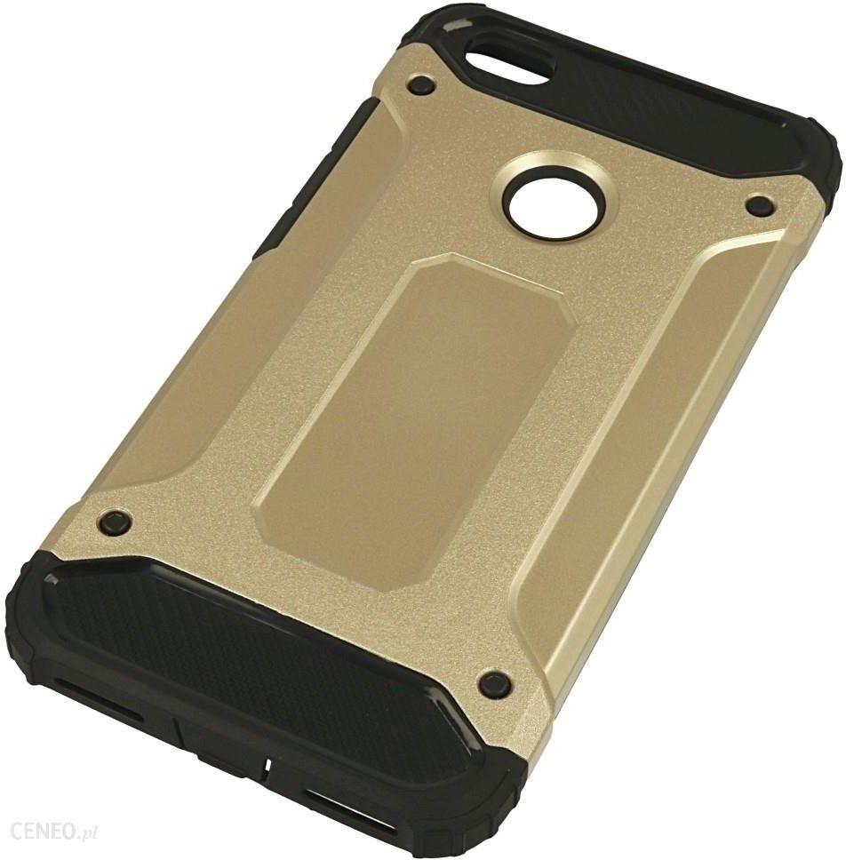 Izigsm Etui Pancerne Armor Case Zote Xiaomi Redmi Note 5a Opinie Grey Tam Zdjcie 1