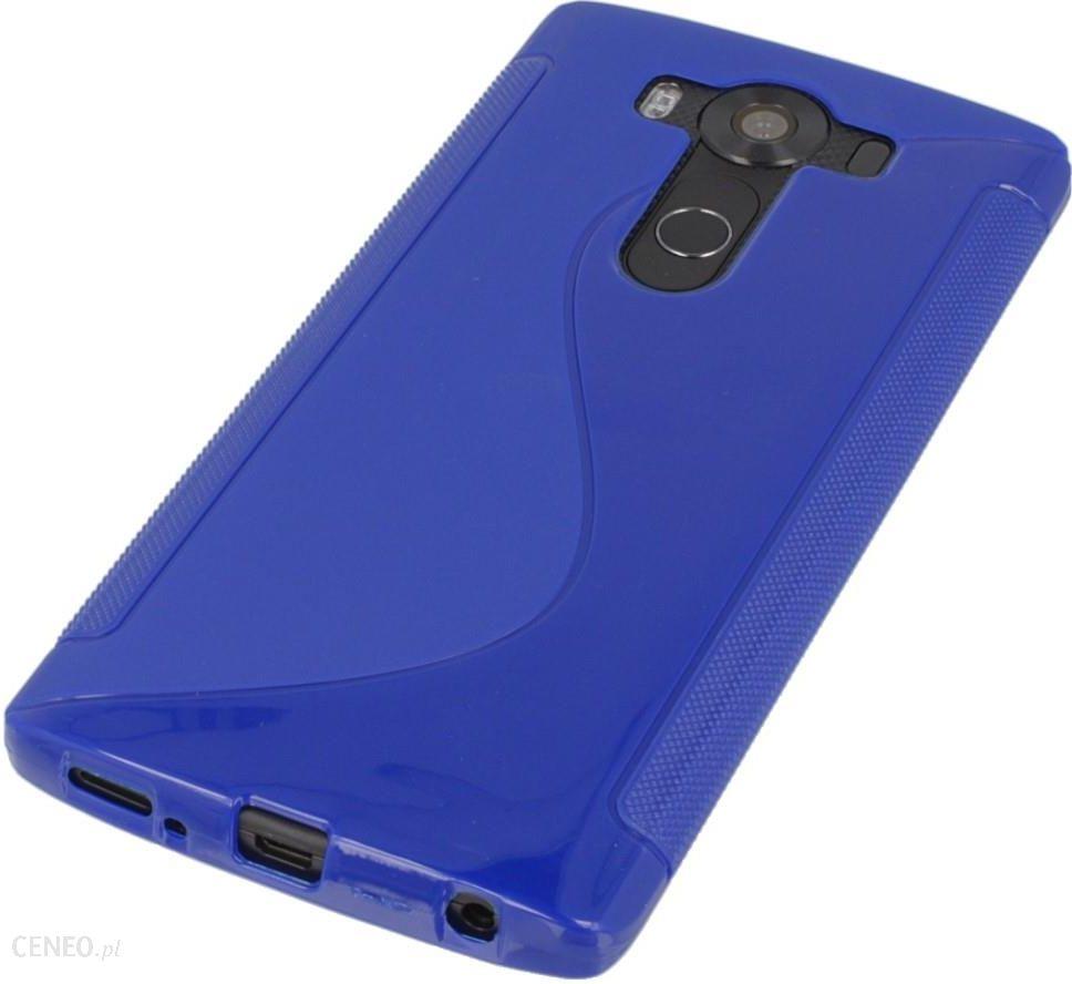cf4368824b1 Izigsm Silikonowe Etui S-Case Niebieskie Lg V10 - Etui na telefon ...