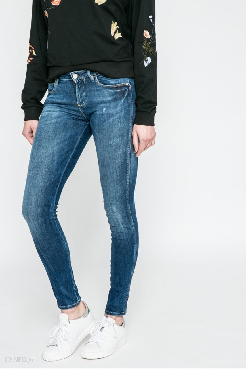 90eb101dec7f9 Guess Jeans - Jeansy Curve X - Ceny i opinie - Ceneo.pl