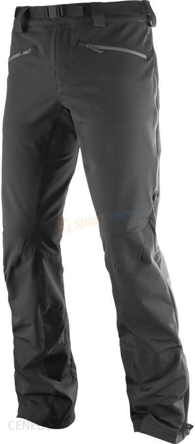 populair merk lekker goedkoop online verkoop Salomon Spodnie Trekkingowe Męskie Ranger Mountain Pant Czarny - Ceny i  opinie - Ceneo.pl