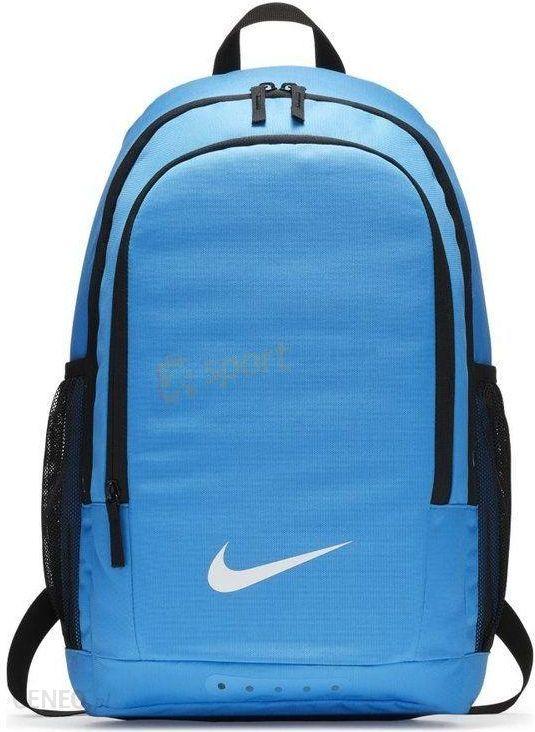 9103ac984de96 Plecak Nike Academy Niebieski - Ceny i opinie - Ceneo.pl