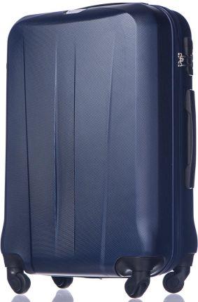 a28fad43e3fd5 Duża walizka PUCCINI PC022 Vancouver czerwona - czerwony - Ceny i ...