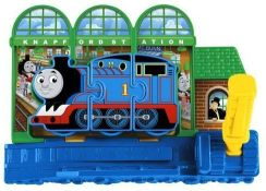 Fisher-Price Thomas Lokomotywki Puzzle Dlg46