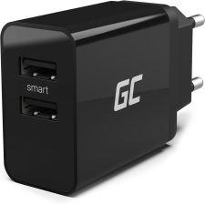 Green Cell Ładowarka uniwersalna 2x USB (CHAR02)