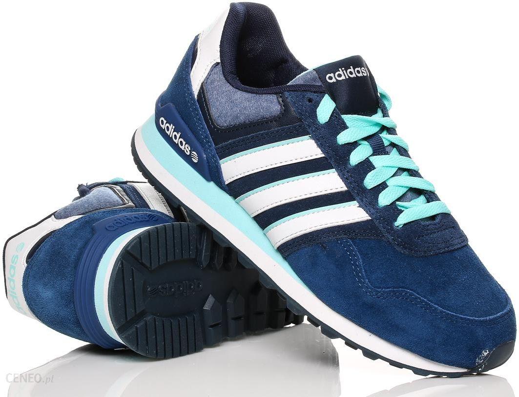 الضمير بالصدفة محاسب Buty Damskie Adidas 10k F98277 Granatowe Neo New Ballermann 6 Org