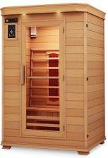 Haakala Sauna Na Podczerwień Tuoni Ii Premium Quartz