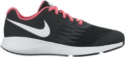 Nike Girls'Star Runner Gs Black Pink