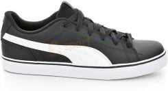 0dcdaf28a996 Buty Court Point Vulc V2 Puma (czarno-białe). Buty sportowe męskie ...