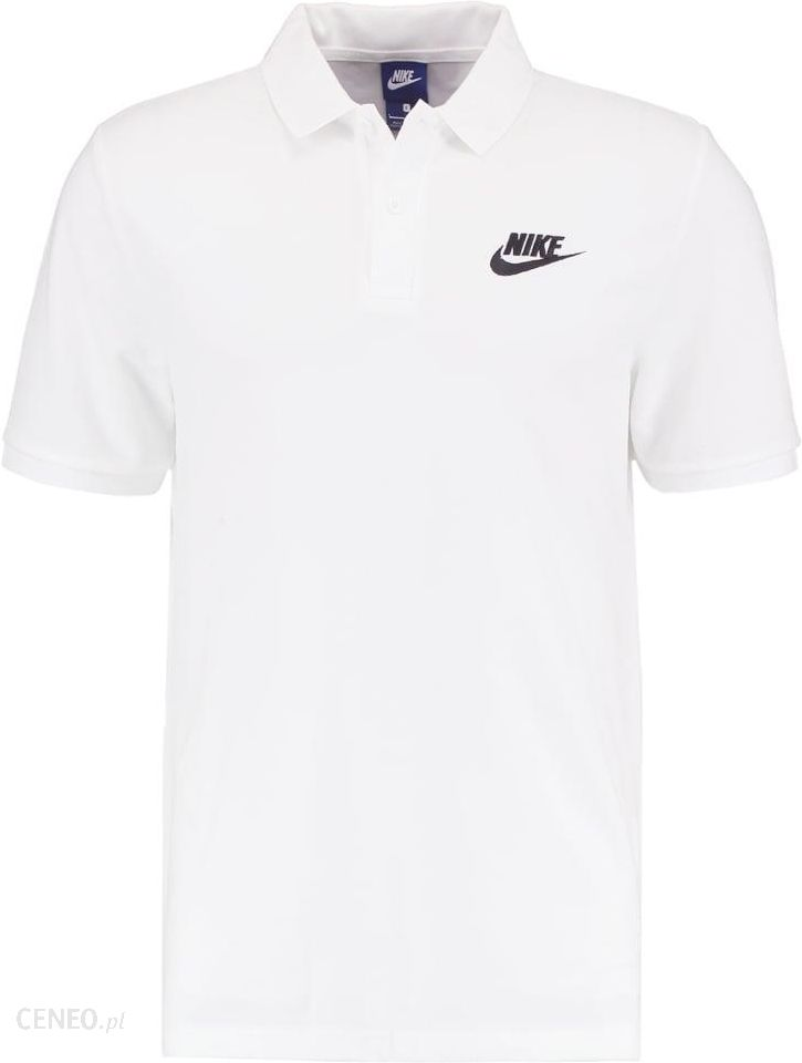 Nike Sportswear MATCHUP Koszulka polo whiteblack