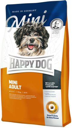 Happy Dog Fit And Well Adult Mini 4kg