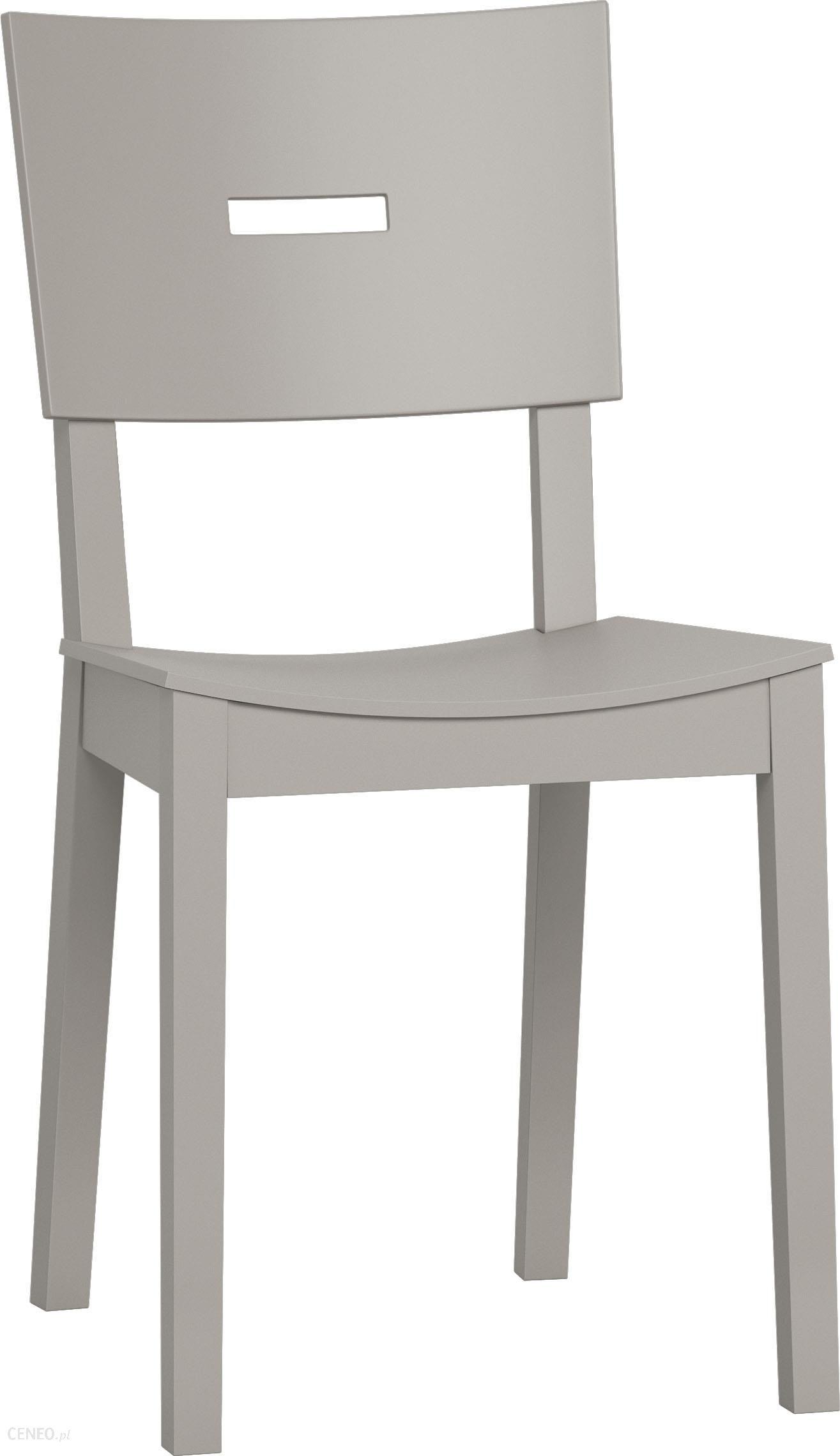 Meble Vox Krzesło Simple Szare Opinie I Atrakcyjne Ceny Na Ceneopl