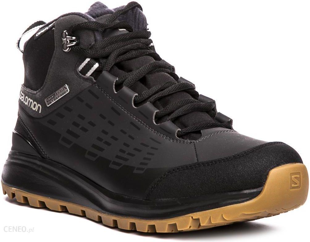 SALOMON Women's X Ultra 3 Mid GTX Waterproof Hiking Boots, Wide