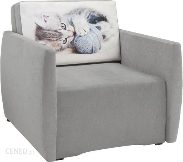 Black Red White Ola Sofa Fotel Rozkładany Szary Opinie I Atrakcyjne Ceny Na Ceneopl