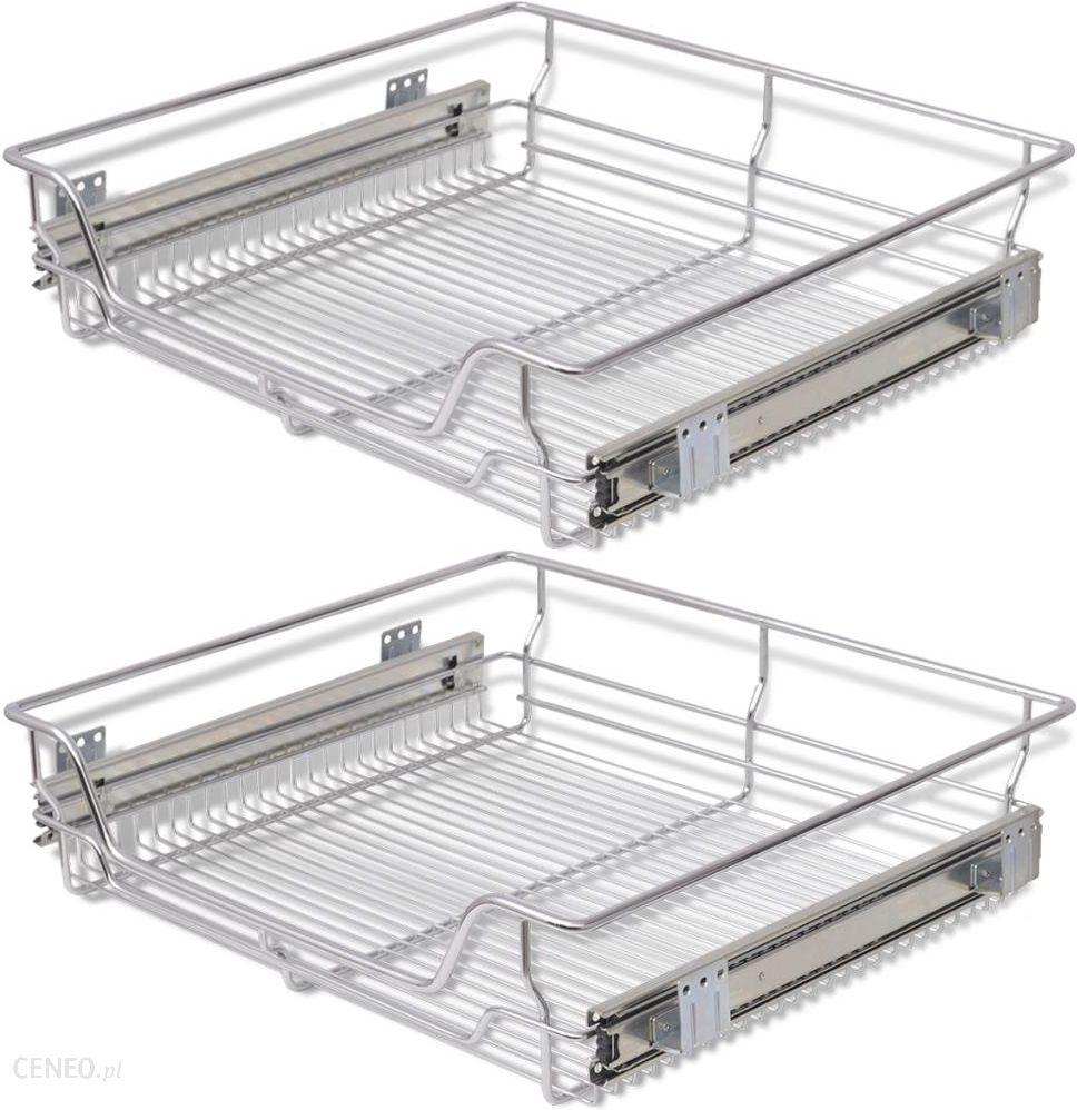 zoptymalizuj przestrze w swojej kuchni atwymi w monta u i trwa ymi metalowymi szufladami z. Black Bedroom Furniture Sets. Home Design Ideas