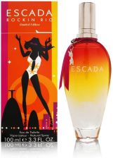 Escada Rockin'Rio Limited Edition woda toaletowa 100ml