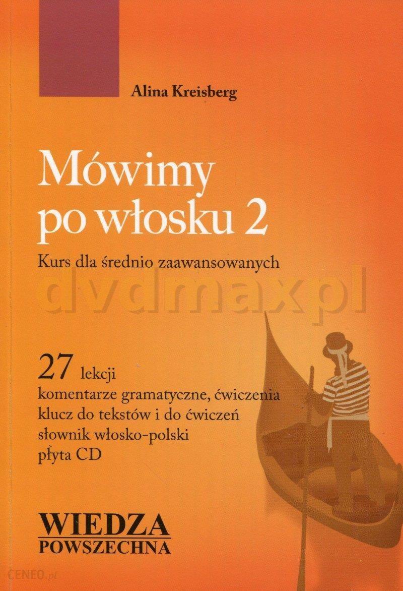 Nauka włoskiego Mówimy Po Włosku 2 +[CD] - zdjęcie 1