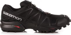 Salomon Speedcross 4 W Black Black Black Metallic