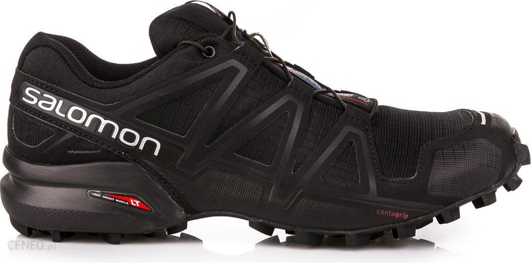Salomon Speedcross 4 W Black Black Black Metallic