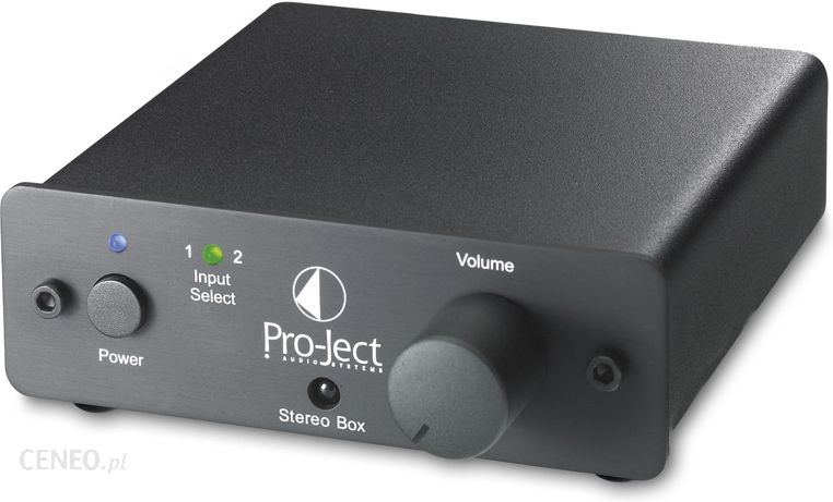 Pro-Ject Stereo Box