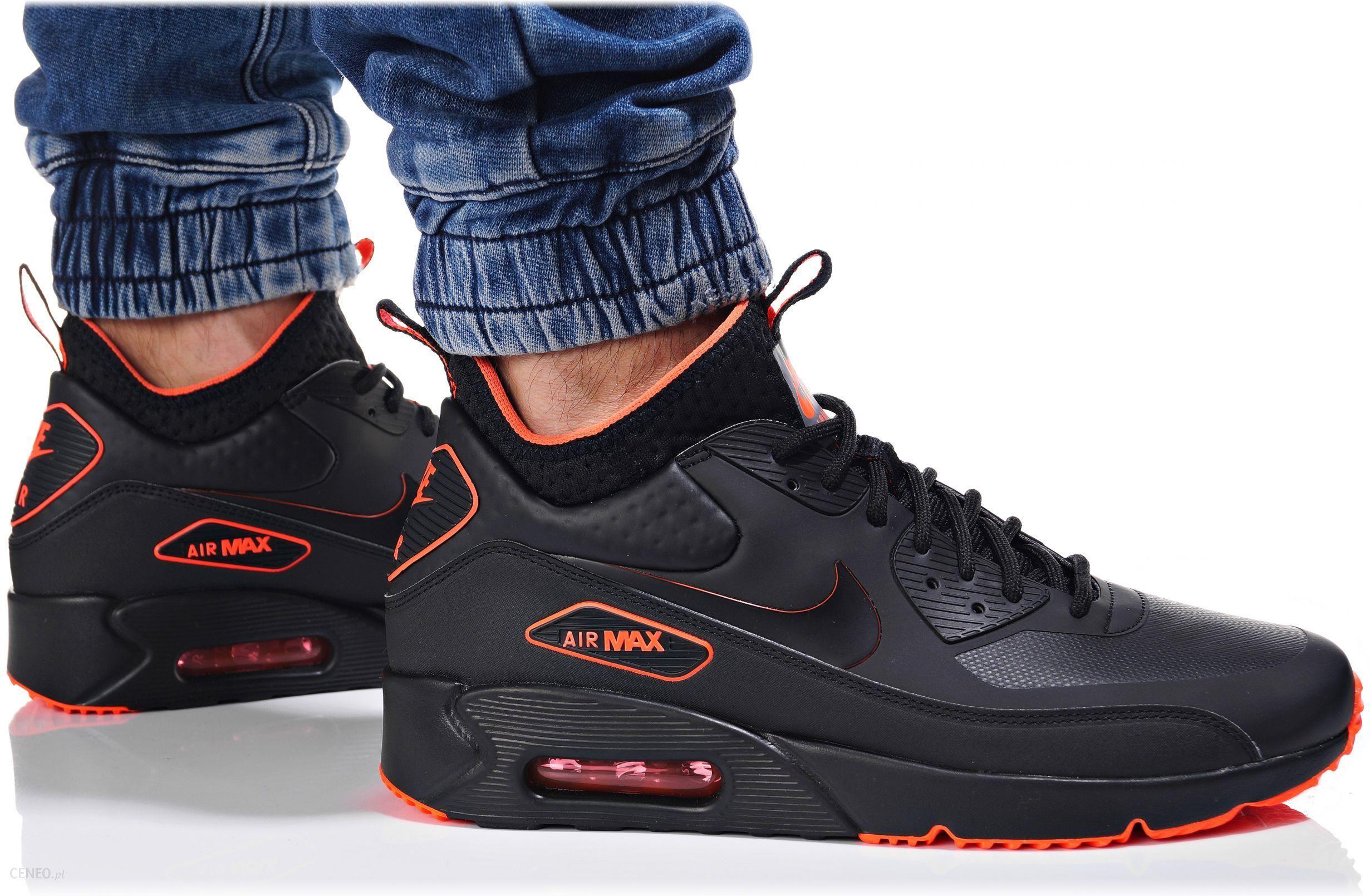 Buty Nike Air Max 90 Ultra MID Męskie AA4423 001 Ceny i opinie Ceneo.pl