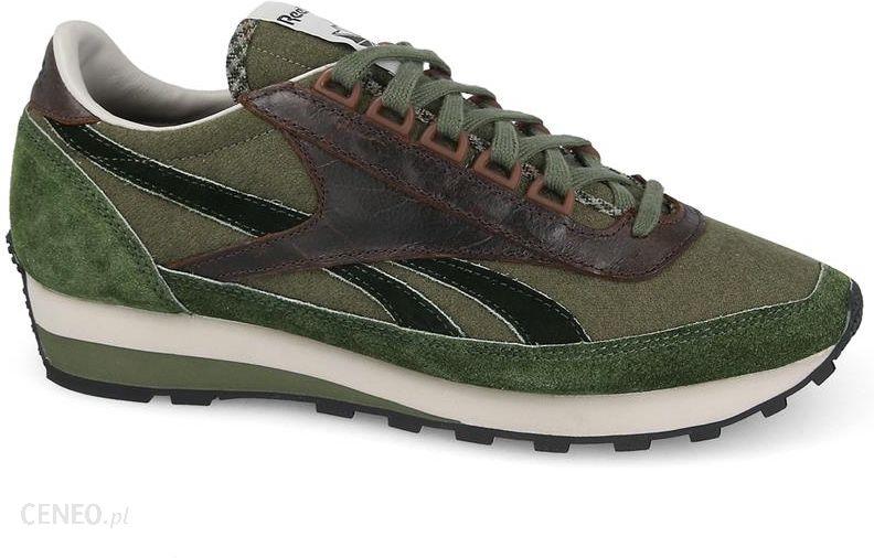 Buty męskie sneakersy Reebok Aztec Clean British BS6314