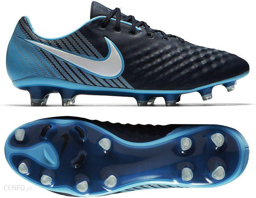 cheap for discount 524f1 dde85 Nike Magista Opus II FG 843813 414 - zdjęcie 1