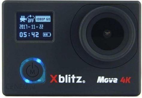 fa79c2ba3929b8 Kamera sportowa Xblitz Move 4K czarny - Opinie i ceny na Ceneo.pl