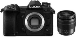 Panasonic Lumix DC-G9 czarny + 12-60mm