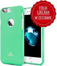 8a5ac30a4676 Mercury Goospery Obudowa JELLY Hole iPhone 7 Plus miętowa (99554 ...
