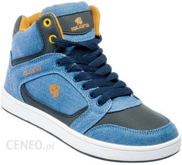 JUNIORSKIE BUTY GAEL TEEN 3822 BLUE JEANS IGUANA Radom