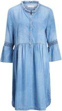 a1c16719b6 Cream LUSSA DRESS Sukienka jeansowa light blue denim - Ceny i opinie ...