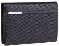 e133f8dbce8b0 SAMSONITE portfel męski skóra naturalna kolekcja 13A 467 Perforated Plus z  RFID - zdjęcie 1