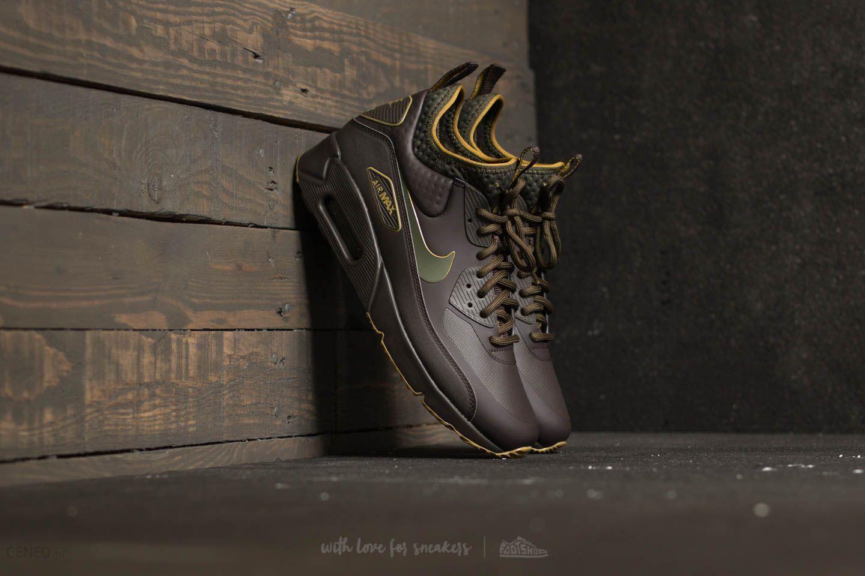 new product a538f 1c2fc Nike Air Max 90 Ultra Mid Winter SE Velvet Brown/ Velvet Brown - Ceneo.pl