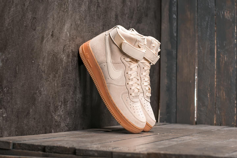 Nike Air Force 1 High 07 LV8 Suede Muslin