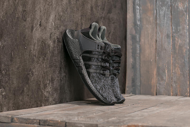 new product cb256 c1ab0 adidas EQT Support 9317 Core Black Core Black Ftw White - zdjęcie