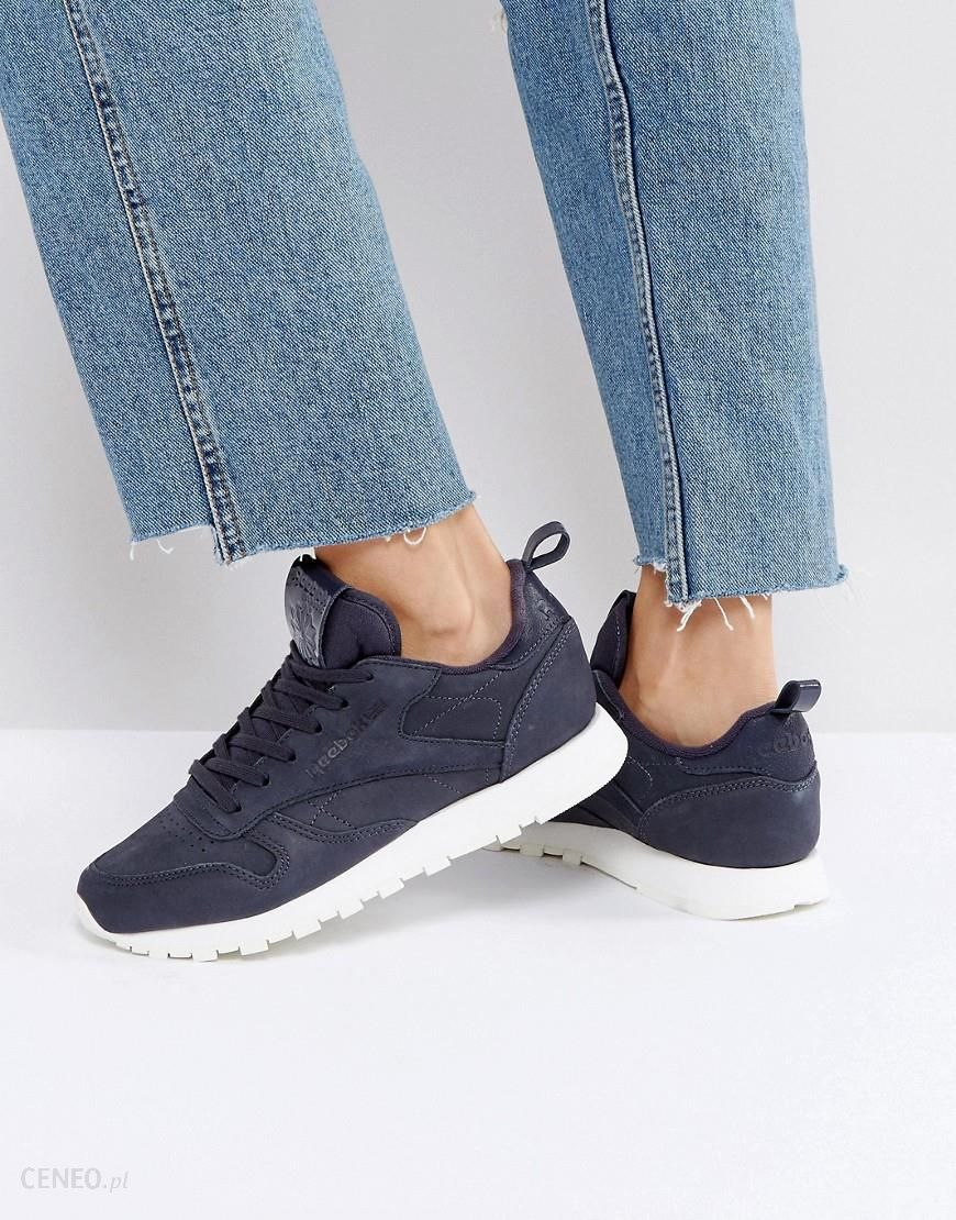 Reebok Classic Leather MN Trainers in Grey Grey