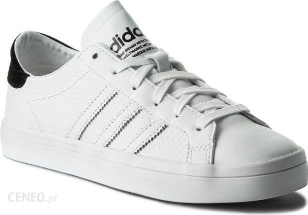 buty damskie adidas biało czarne