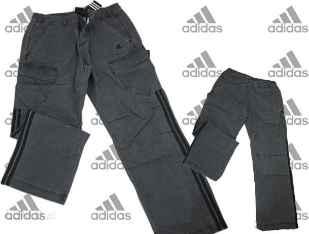 Adidas SPODNIE BOJÓWKI Adidas REM SPORTS Rozmiar L Ceny i