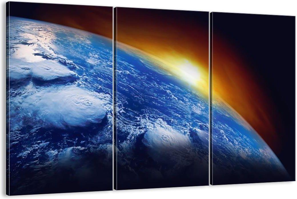 Obraz Na Płótnie Ziemia Planeta Ce165x110 2335 Opinie I Atrakcyjne