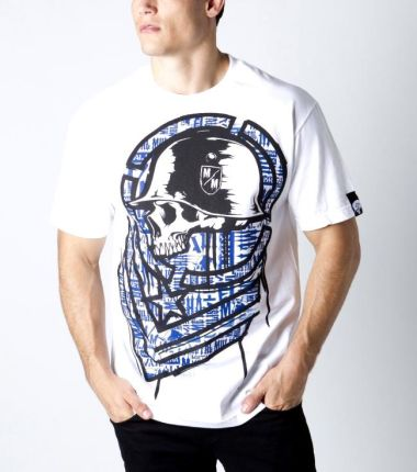 Biała koszulka Maui and Sons Pull & Bear Ceny i opinie