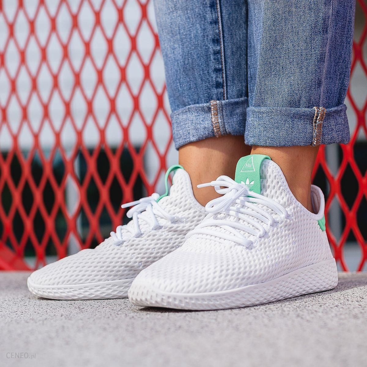 Buty m?skie sneakersy adidas Originals Pharrell Williams Tennis Hu BY8717 BIA?Y Ceny i opinie Ceneo.pl