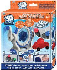 Epee Eppe 3d Magic Fabryka 3d Spinner 3d Pojazdy Zestaw Uzupelniajacy Do Spinnera Ceny I Opinie Ceneo Pl