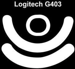 Amazon Corepad Skatez Pro 107 Mouse-Feet Logitech G403 Prodigy/G403 Prodigy  Wireless - Ceneo pl