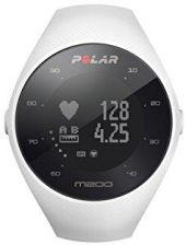 4a7d4cbc1ca762 Amazon Polar zegarek sportowy M200, S/M, biały - zdjęcie 1