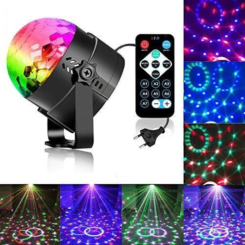 Fantastyczny Amazon zacf, oświetlenie sceniczne LED efektów świetlnych Disco KF69