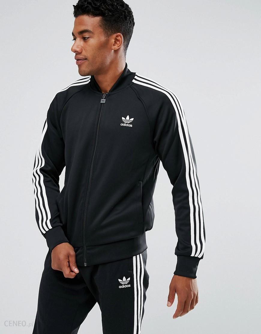 adidas Originals Superstar Track Jacket In Black BK5921