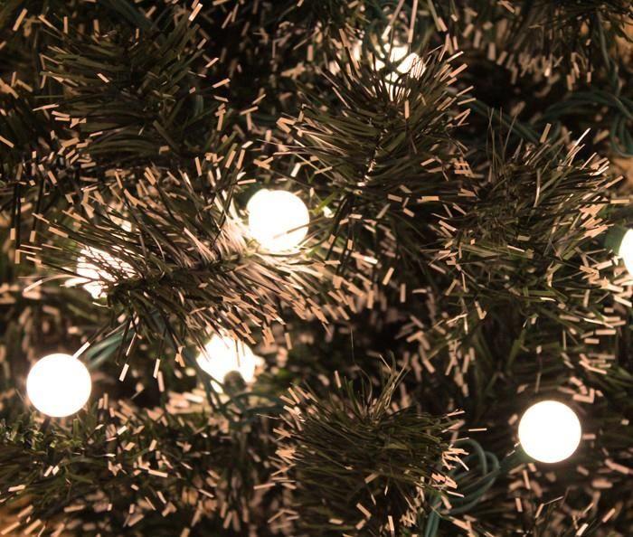 Polamp Lampki Led Kulki Na Choinke 10m 100 Punktow Pvc Opinie I Atrakcyjne Ceny Na Ceneo Pl