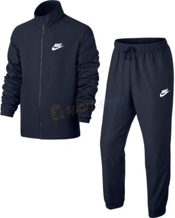 b1448cbd0311c0 Dres męski Sportswear Track Suit Woven Basic Nike (granatowy)