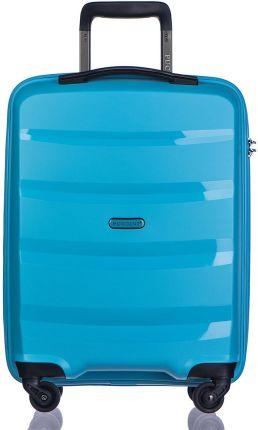 8345a216f6bc1 AIRTEX France Duża walizka na dwóch kółkach we wzory Airtex ...